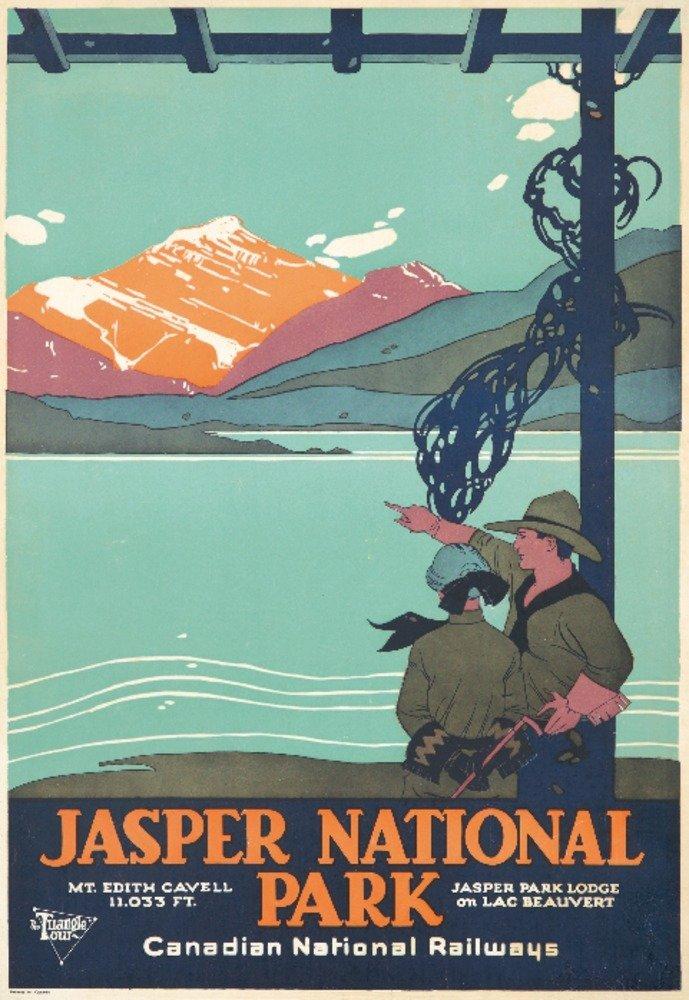 Vintage Jasper poster
