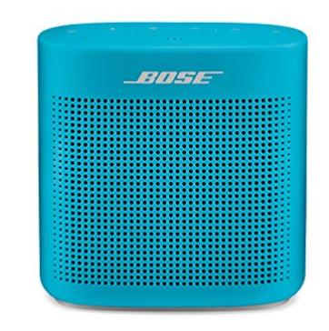 bose blue speaker