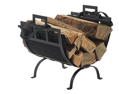 log carrier and holder
