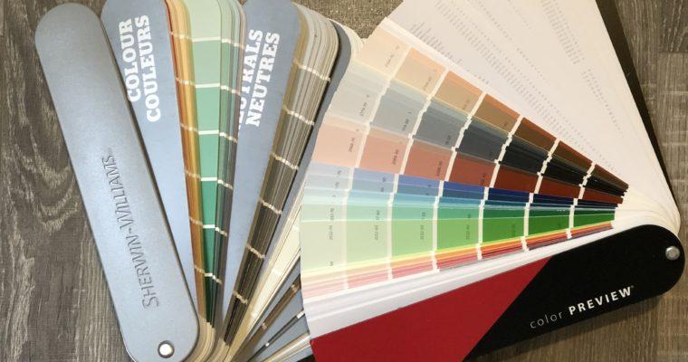 Choosing colours is not as simple as it seems